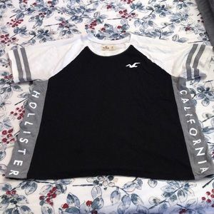 WORN ONCE- HOLLISTER SHORT SLEEVE TEE in Size XL❗️